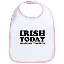 Irish Today Bib
