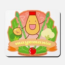 Mayomania Mousepad