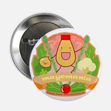 "Mayomania 2.25"" Button (10 pack)"