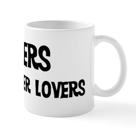 Tellers: Better Lovers Mug