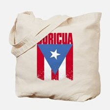 Boricua Flag Tote Bag