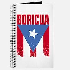 Boricua Flag Journal
