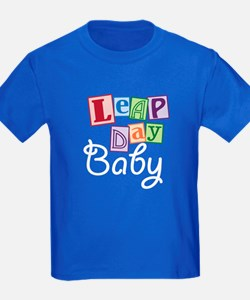 Leap Day Baby T