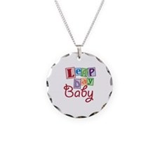 Leap Day Baby Necklace