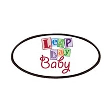 Leap Day Baby Patches