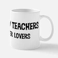 Technology Teachers: Better L Mug