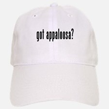 GOT APPALOOSA Baseball Baseball Cap