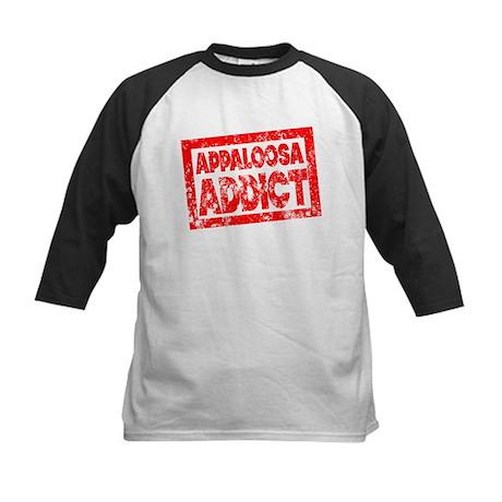 Appaloosa ADDICT Kids Baseball Jersey