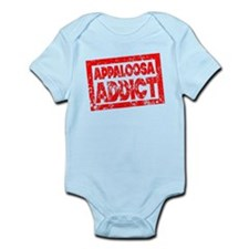 Appaloosa ADDICT Infant Bodysuit