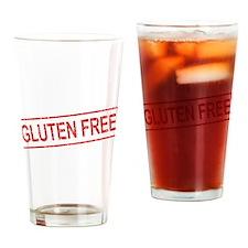 Cute Gluten intolerant Drinking Glass