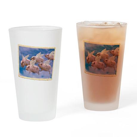 WonderWorld Drinking Glass Airborne