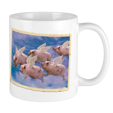 WonderWorld Mug Airborne