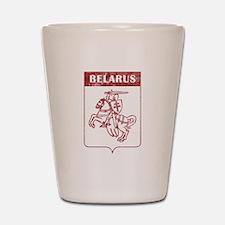 Vintage Belarus Shot Glass