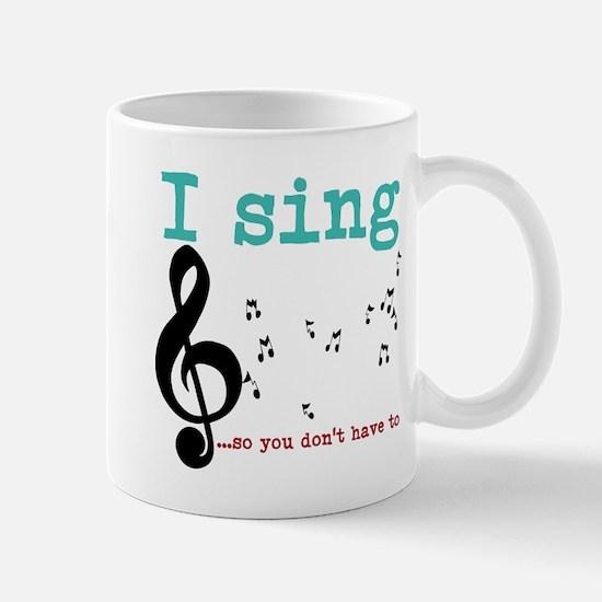 Chorus 2 Mug
