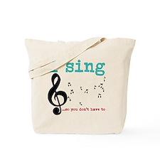 Chorus 2 Tote Bag