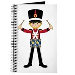 Nutcracker Soldier with Drum Journal