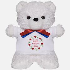 banjo Teddy Bear