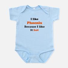 I like Phoenix because I like Infant Bodysuit