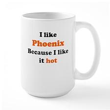 I like Phoenix because I like Mug