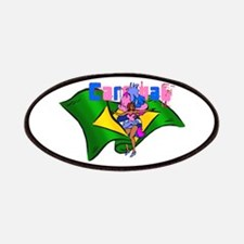 Brazil Carnival Patches