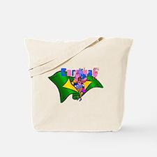 Brazil Carnival Tote Bag