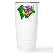 Brazil Carnival Travel Mug