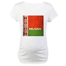 Belarus Grunge Flag Shirt