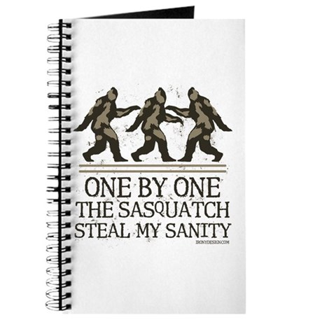 One By One The Sasquatch Journal