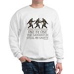 One By One The Sasquatch Sweatshirt