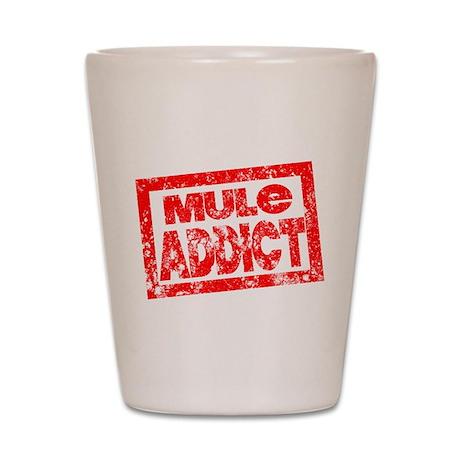 Mule ADDICT Shot Glass