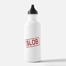 Funny dirty slogan Water Bottle