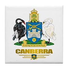 """""""Canberra"""" Tile Coaster"""