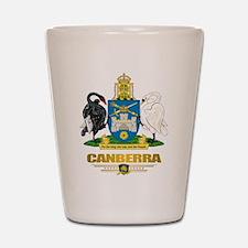 """Canberra"" Shot Glass"
