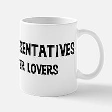 Sales Representatives: Better Mug