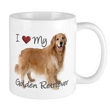 Golden Retriever Small Mug