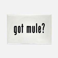 GOT MULE Rectangle Magnet