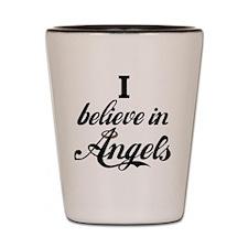 Cute Angels Shot Glass