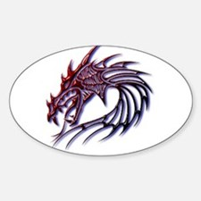 Dragons Head Decal