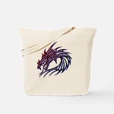 Dragons Head Tote Bag