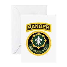 2nd ACR Ranger Greeting Card