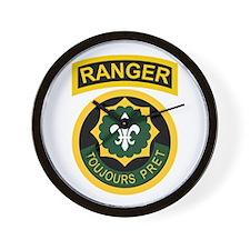 2nd ACR Ranger Wall Clock