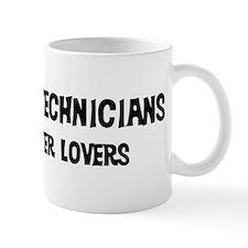Pharmacy Technicians: Better  Mug