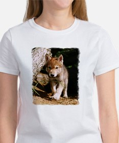 Approaching Wolf Pup Tee