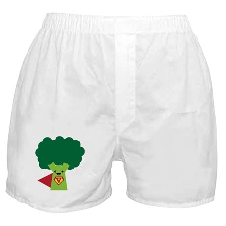 Super Broccoli Boxer Shorts