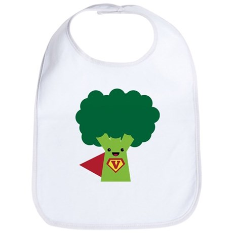 Super Broccoli Bib