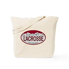 Lacrosse Colo Plate Tote Bag
