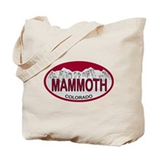 Mammoth Colo Plate Tote Bag