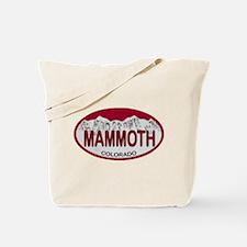 Mammoth Colo Plate Tote Bag