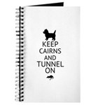 Keep Cairns and Tunnel On Journal