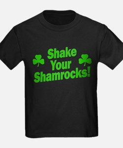 Shake Your Shamrocks T